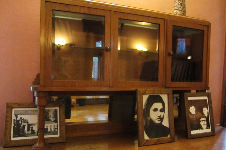 Фотографии близких Сталина