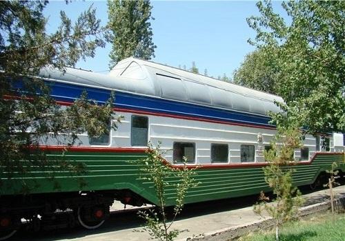 Двухэтажные вагоны. Обзорный купол