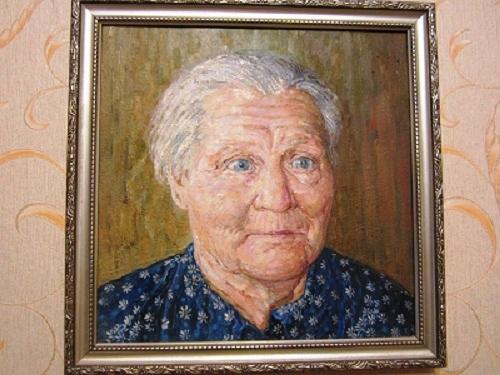 Стихи о бабушке