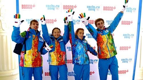 100 дней до Олимпиады. Униформа