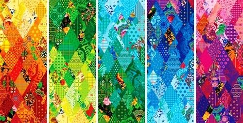 Сувениры Сочи 2014. Лоскутное одеяло