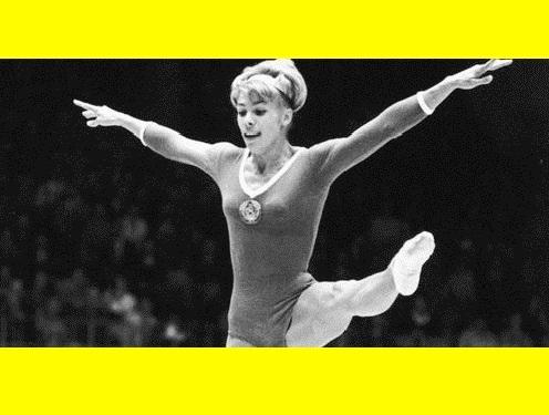 Олимпийское движение. Лариса Латынина