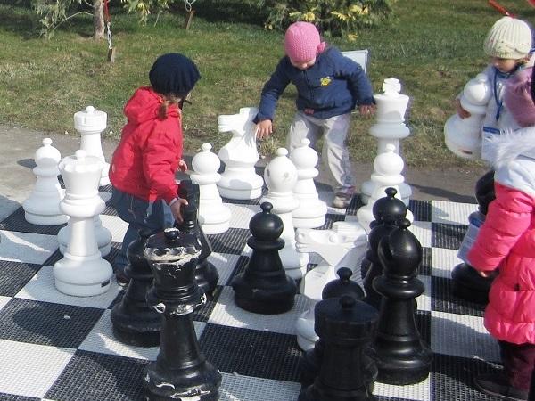 Олимпийский парк. Шахматы