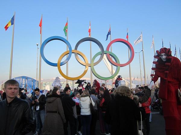 Олимпийский парк. Шут