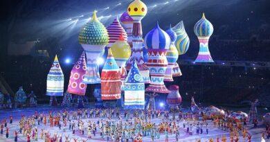 Церемония открытия Олимпийских игр