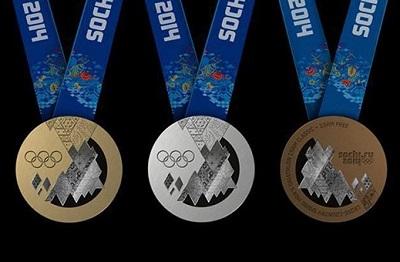 Таблица медалей. Олимпийские медали