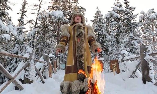 Эстафета Паралимпийского огня. Якутия