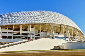 Олимпийский парк после Игр. Фишт