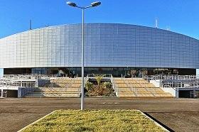 Олимпийский парк после Игр. Ледяной куб
