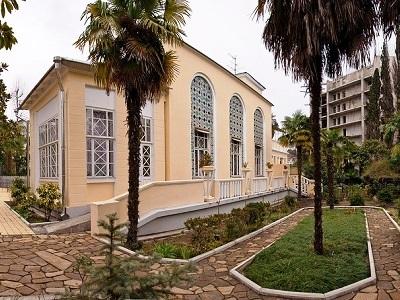 Ночь музеев. Дача-музей В.В. Барсовой
