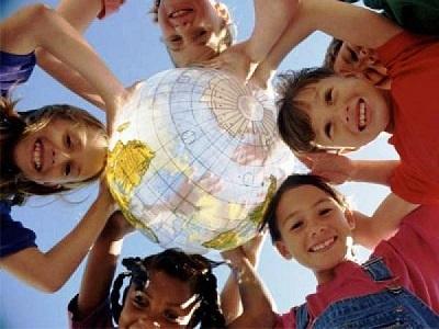 Олимпийский парк в День защиты детей