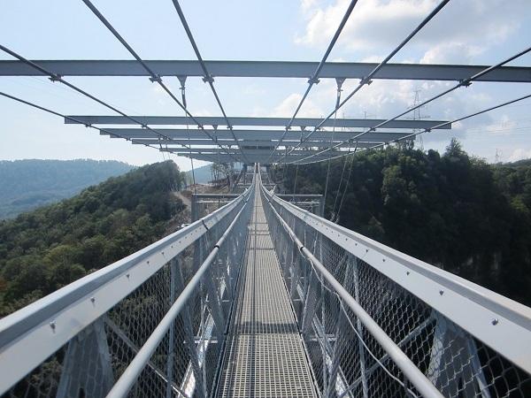 Скай Парка. Мост