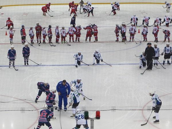 Всероссийский детский спортивно-оздоровительный центр. Хоккеисты
