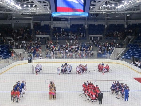 Всероссийский детский спортивно-оздоровительный центр. Команды