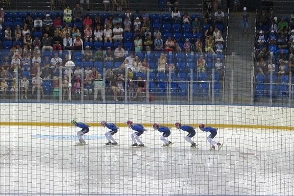 Всероссийский детский спортивно-оздоровительный центр. Шорт-трек