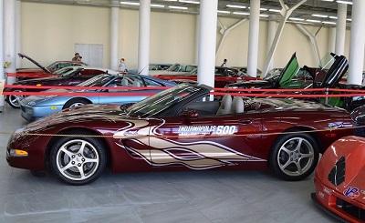 Автомобильный музей в Олимпийском парке