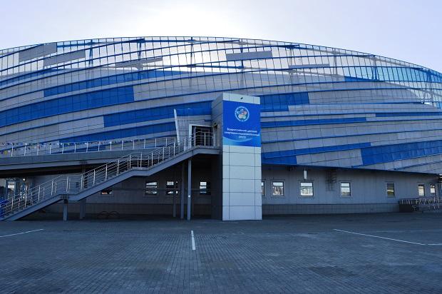 Следж-хоккей. Ледовая арена Шайба