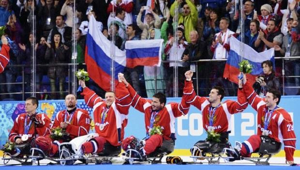 Следж-хоккей. Паралимпийские игры