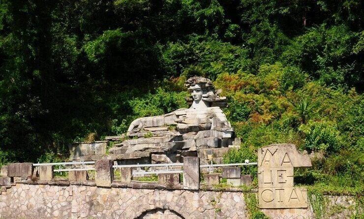 Курорт Мацеста