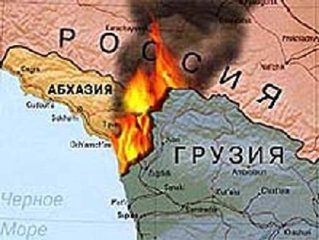 Население Сочи. Грузино-абхазский конфликт
