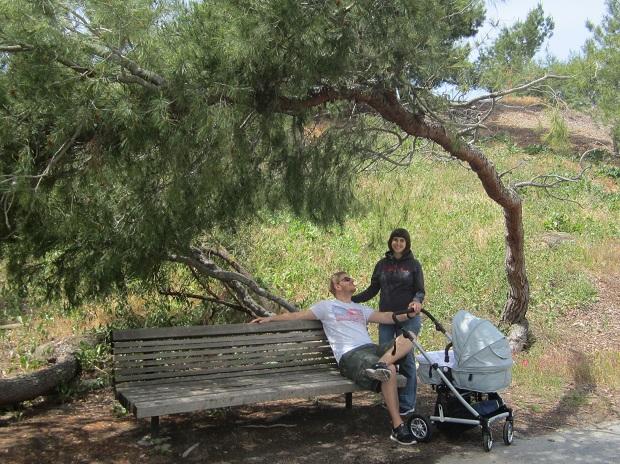 Санта-Клара. мои дети и внучка