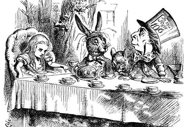 Мюзикл Алиса в Сочи Парке. Безумное чаепитие