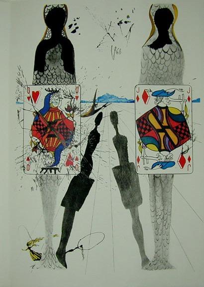 Мюзикл Алиса в Сочи Парке. Иллюстрации Сальвадора Дали
