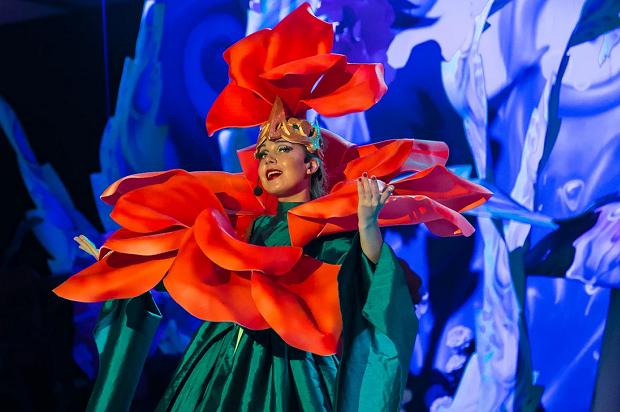 Мюзикл Алиса в Сочи Парке. Королева цветов