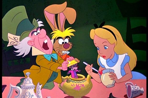 Мюзикл Алиса в Сочи Парке. Мультфильм
