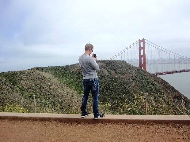 Сан-Франциско. Фото на память
