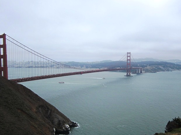 Сан-Франциско. Мост Золотые ворота