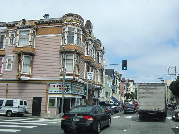 Сан-Франциско. На улице