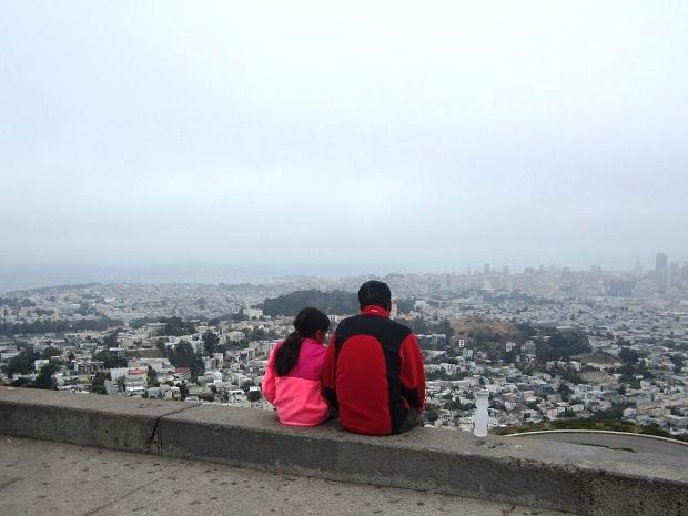 Сан-Франциско. Твин Пикс.  Хорошо сидим