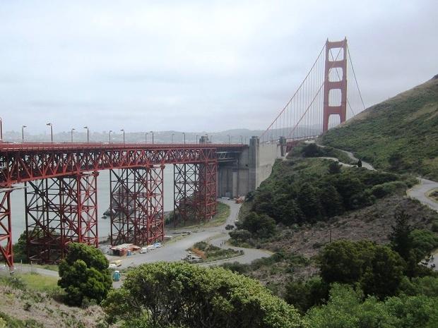 Сан-Франциско. Золотые ворота