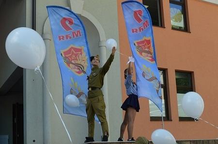 День Победы в Красной Поляне