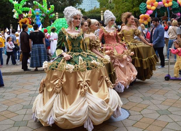 Конкурс карнавальных костюмов в Сочи. Карнавал2