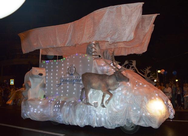 Конкурс карнавальных костюмов в Сочи. Карнавал8