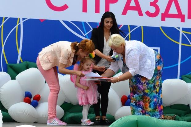 Конкурс карнавальных костюмов в Сочи. Награждение2