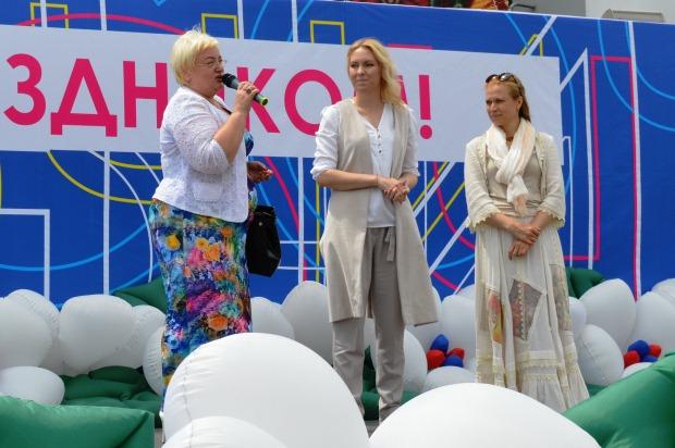 Конкурс карнавальных костюмов в Сочи. Жюри