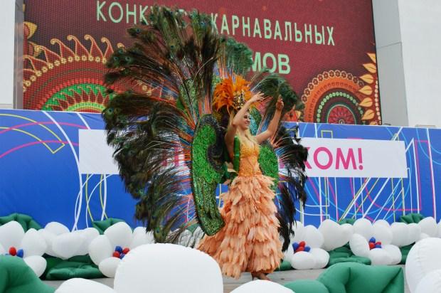 Конкурс карнавальных костюмов в Сочи