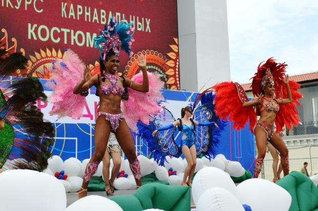 Конкурс карнавальных костюмов в Сочи4