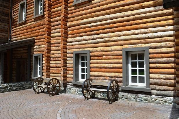 Открытие сезона в Культурно-этнографическом центре «Моя Россия». Русский Север