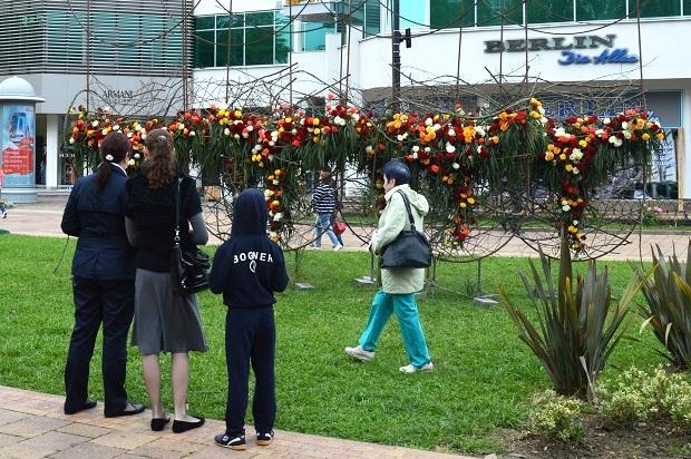 Праздник цветов в Сочи
