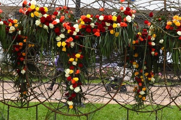 Праздник цветов в Сочи1