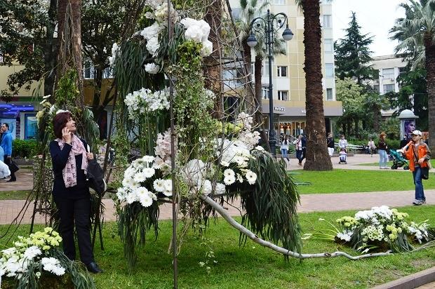 Праздник цветов в Сочи6