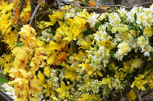 Праздник цветов в Сочи8