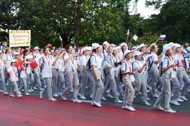 Vsemirnye khorovye igry v Sochi. Parad natsiy17