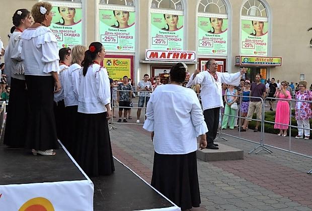 Всемирные хоровые игры. Хор из Румынии2