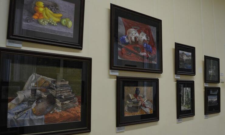 Картины молодых художников в Сочи
