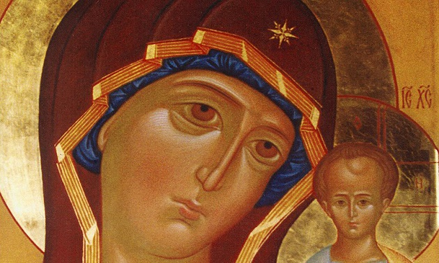 4 ноября —Праздник Казанской иконы Божией Матери. Икона